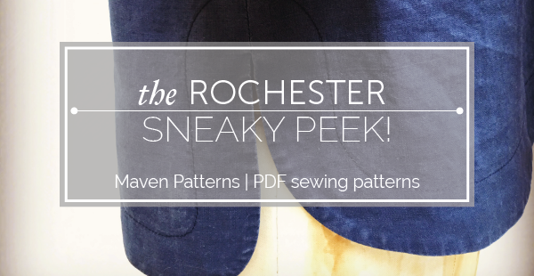 THE ROCHESTER SNEAK PEEK