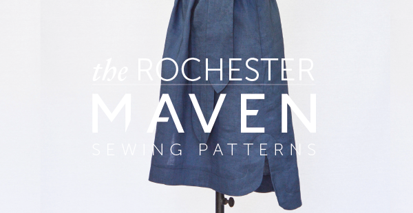 MAVEN PATTERNS_THE ROCHESTER_DRESS FEATURED IMAGE
